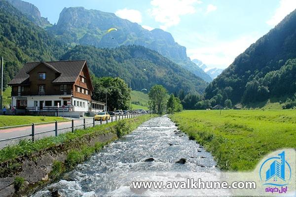 آپنزل - سوئیس