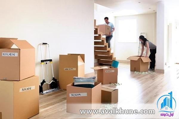 مهمترین مشکل در اسبابکشی به خانه جدید