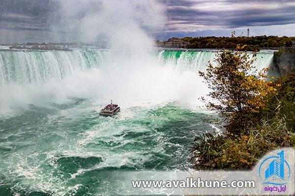 آبشار نیاگارا - کانادا