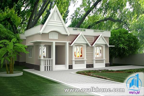 اصول مهم در طراحی نمای خارجی ساختمان