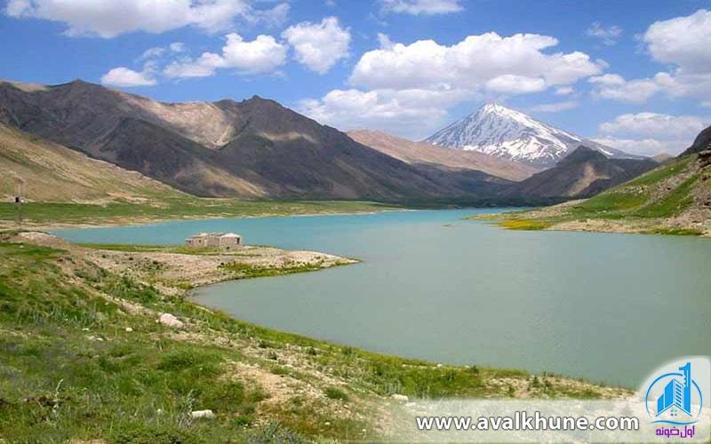 دریاچه و سد دریوک