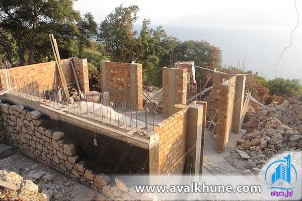 جمعآوری نخالههای ساختمانی در بازسازی ساختمان