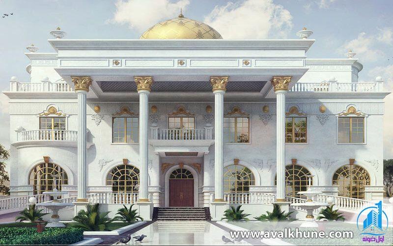 ویژگیهای کاخ ویلای شمال