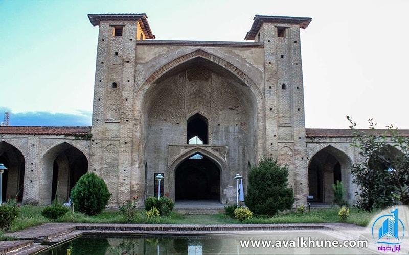 مسجد جامع شاه عباسی