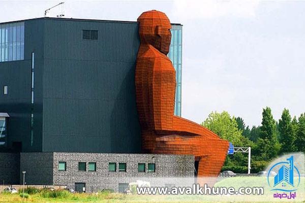 موزه کورپوس؛ هلند