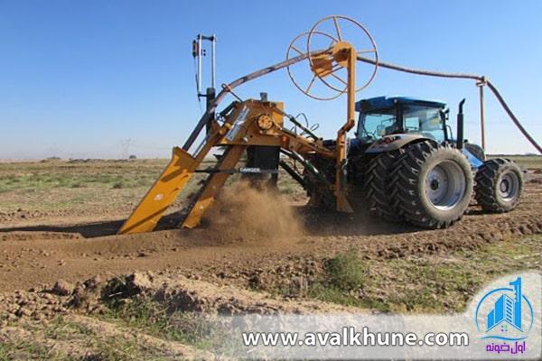 فرصتهای سرمایهگذاری در مازندران در بخش کشاورزی