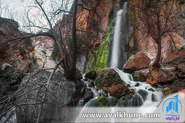 آبشارهای مازندران