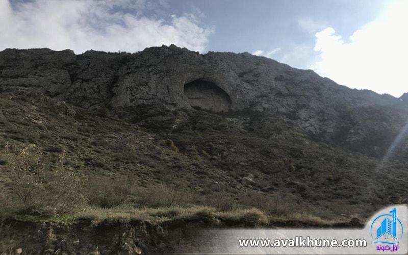غار کیجاکچال در شهر سوادکوه