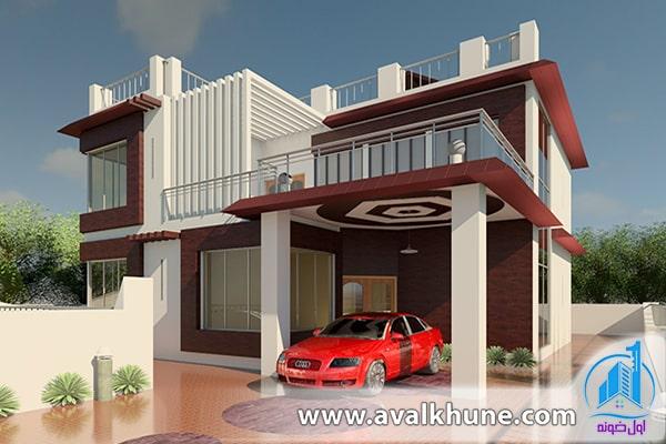 مصالح مناسب برای ساخت نمای خارجی ساختمان