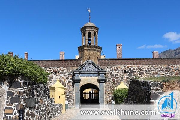 قلعه امیدواری؛ شهر کیپ تاون، آفریقای جنوبی