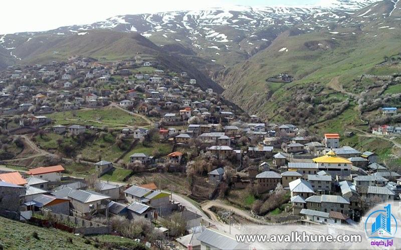 روستای گزناسرا
