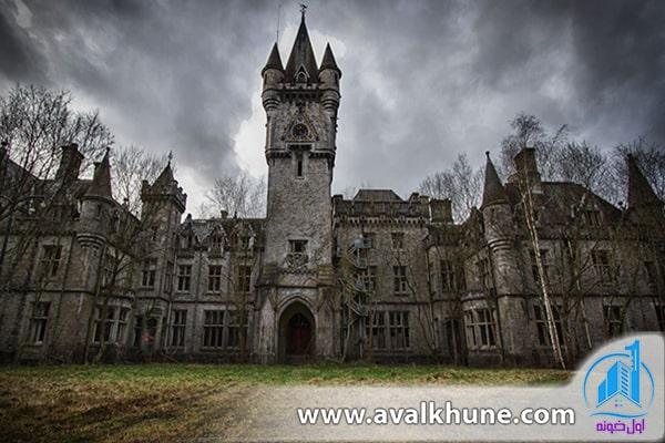 قلعه Chateau Miranda؛ بلژیک