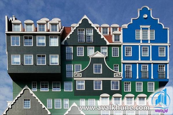 معماری هتل Inntel