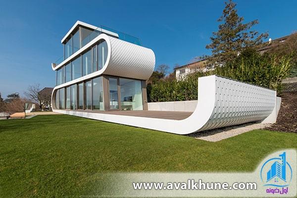 معماری خانه منعطف