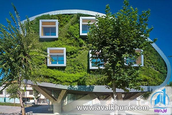 نکات مهم در اجرای معماری سبز در ساختمان