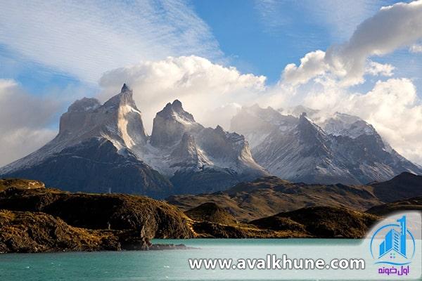 پارک ملی Torres del Paine در شیلی
