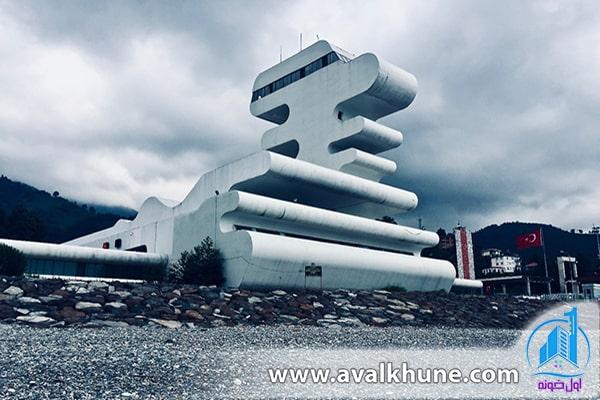 معماری Sarpi