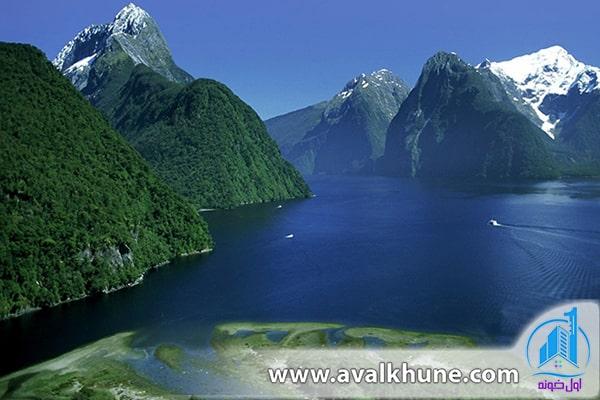 پارک ملی فیورلند؛ نیوزلند