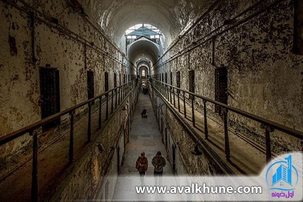 زندان ایالتی غربی در پنسیلوانیا؛ آمریکا