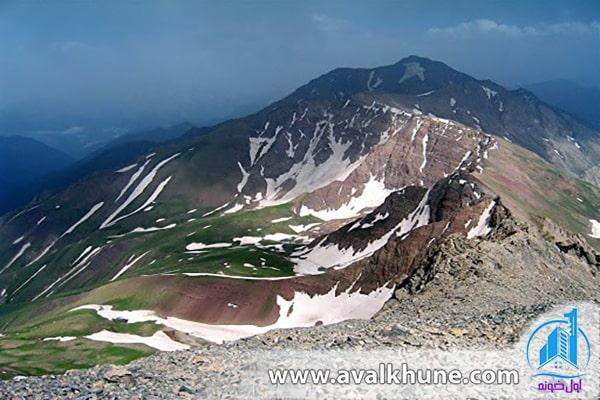 کوههای مازندران