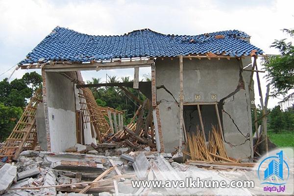 پروژه بازسازی ساختمان