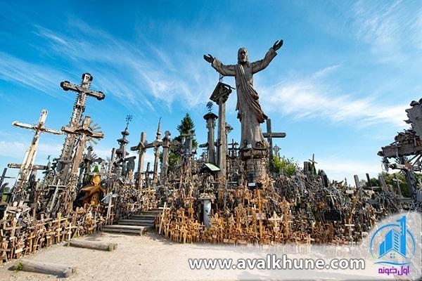 تپه صلیبها؛ لیتوانی