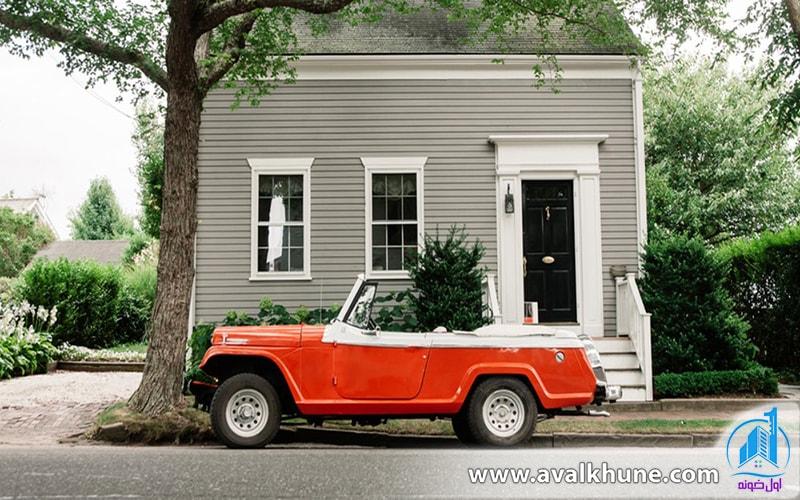 خرید خانه به خرید ماشین منجر میشود