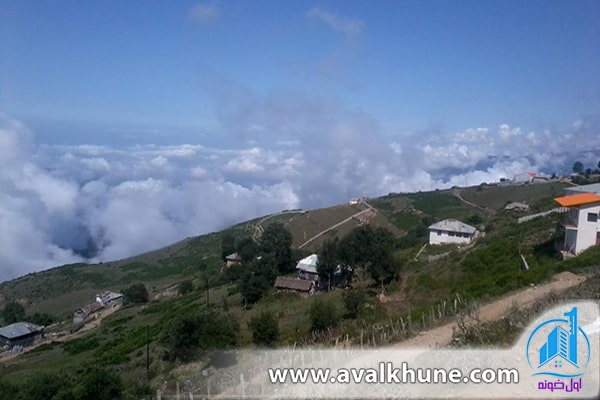 روستای فیلبند، بام مازندران، بهترین شهر شمال برای مسافرت در تابستان