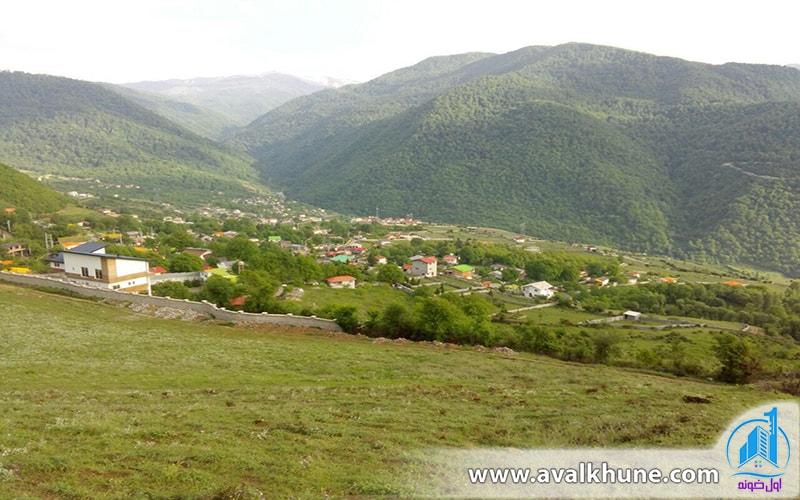 جاذبههای شهرستان نور