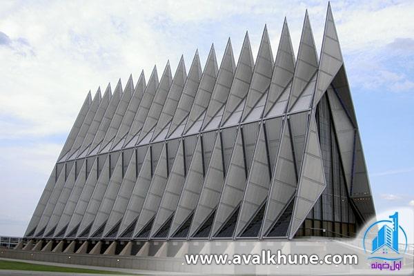 معماری آکادمی نیروی هوایی در آمریکا