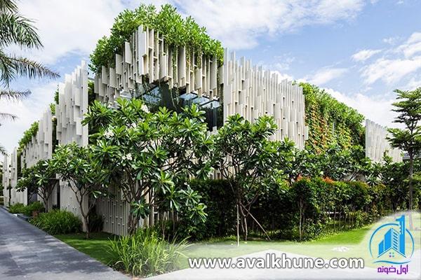 معماری سبز برای شهرسازی