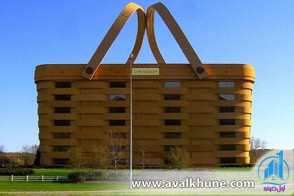 ساختمان سبدی؛ اوهایو در آمریکا