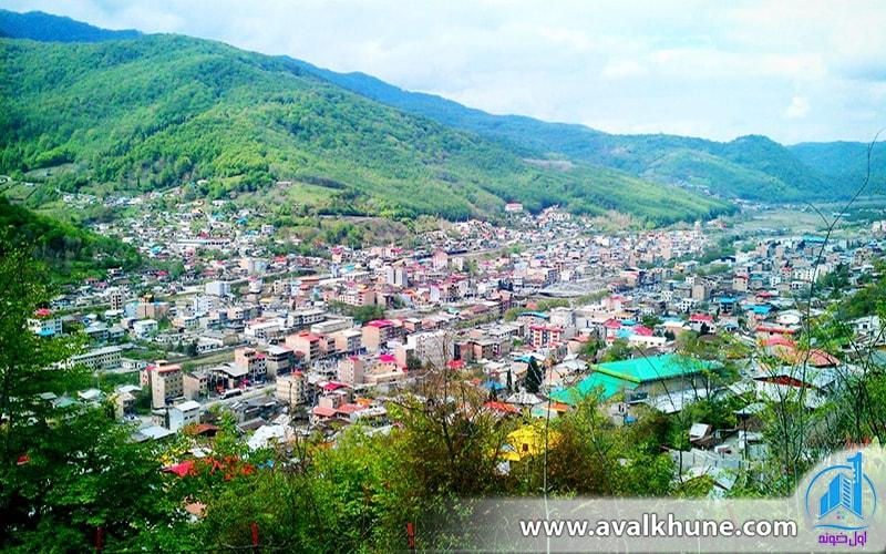 کلیات شهر سوادکوه