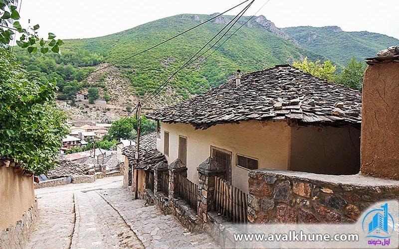 روستای زیبای کندلوس نوشهر